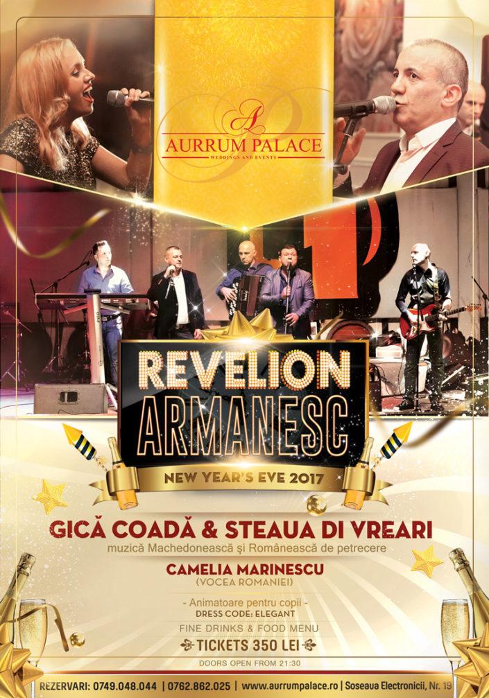 Revelion Armanesc