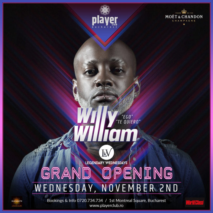 Willy William poster