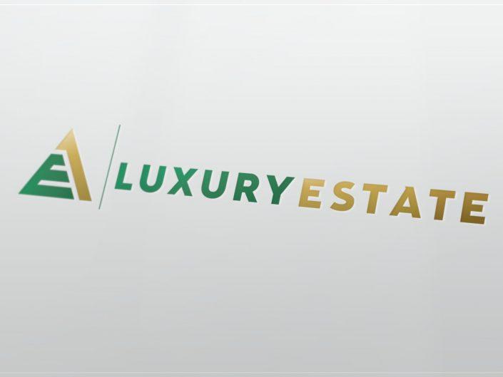 Logo Luxury Estate