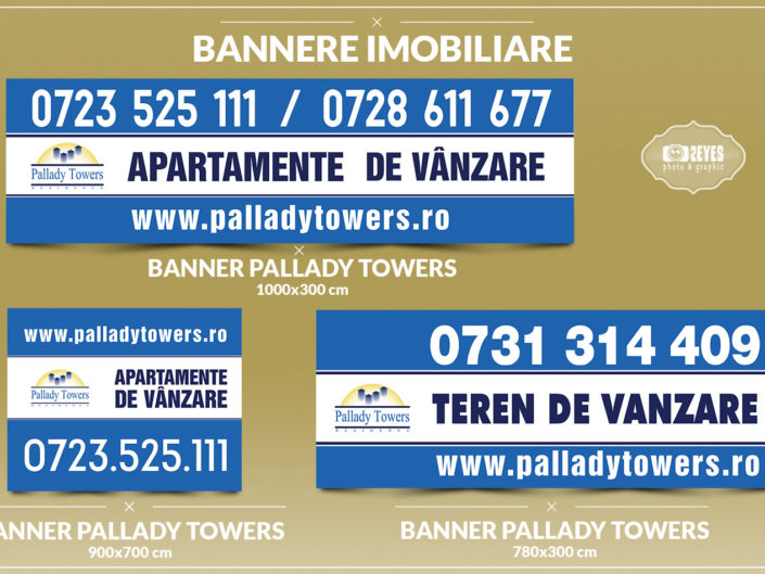 Bannere Pallady Towers